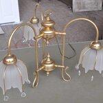 //หมดค่ะ//[Ceiling Light]: Antique Ceilling Light เป็นงานทองเหลือง สวยงามสุดหรู เอาไว้โชว์สวยๆหรือเอาไปซ่อมงานไฟได้สวยๆ ราคาถูกมากค่ะ