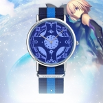 นาฬิกาข้อมือ Shielder - Fate/Grand Order (ของแท้ลิขสิทธิ์)