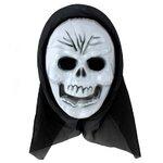 หน้ากากปีศาจโครงกระดูก Devil Skeleton Scream mask No.2