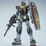 Pre_order: P-bandai: HGUC 1/144 Gundam 21st Century Real Type ver. 1296yen มัดจำ 500 สินค้าเข้าไทยเดือน7