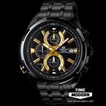 นาฬิกา Casio Edifice Chronograph รุ่น EFR-536BK-1A9VDF