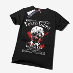 เสื้อยืดแขนสั้นโตเกียวกูล (Tokyo Ghoul) รุ่น 5