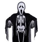 ชุดเสื้อคลุมปีศาจ โครงกระดูก ผู้ใหญ่ skull skeleton ghost clothes