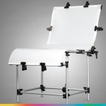 STUDIO TABLE 100x200 ซม. โต๊ะถ่ายภาพสินค้า แบบถอดประกอบได้ ถ่ายภาพ packshot
