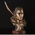 The Hobbit : Legolas Greenleaf : Model Statue (มีให้เลือก 2 สี)