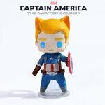 โมเดล Captain America รุ่น Q **ของแท้ลิขสิทธิ์**