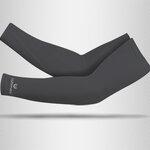 ปลอกแขนกัน UV size S : Dark Grey