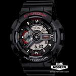 นาฬิกา Casio G-Shock Standard Ana-Digi รุ่น GA-110-1ADR