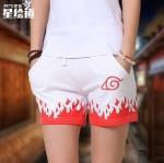 กางเกงอนิเมะนารูโตะ Naruto ชาย/หญิง (ขาสั้น)
