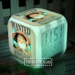 นาฬิกา LED One Piece