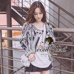 Jacket by Seoul Secret