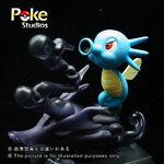 Poke Studios - Horsea - Pokemon