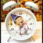 นาฬิกาปลุกกระดิ่ง ลายเด็กขี่ม้ายูนิคอน น่ารักมากๆ