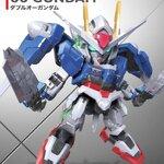 SD Ex-Standard008: OO Gundam 600y