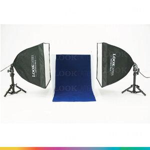 B4 BOX 60x60 ชุดซอฟบ๊อกซ์สตูดิโอถ่ายภาพ PRO II