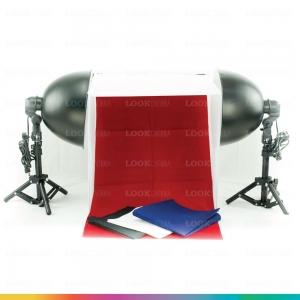 B2 BOX 40 x 40 ชุดถ่ายภาพสินค้าสำหรับ SME
