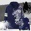 เสื้อฮู้ดกันหนาว The Lost Tomb บันทึกจอมโจรแห่งสุสาน