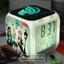 นาฬิกา LED Fairy Tail