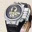 นาฬิกาเลเซอร์ LED จอสัมผัสโคนันสีเงิน(ของแท้)