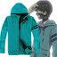 เสื้อฮู้ด Tokyo Ghoul (สีเขียว) ver.1