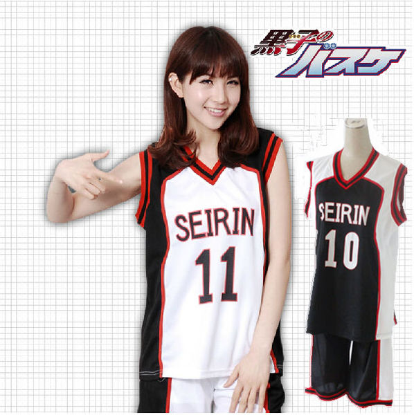 ชุดคอสเพลย์ Kuroko No Basket (คุโรโกะ โนะ บาสเก็ต) ทีม 3