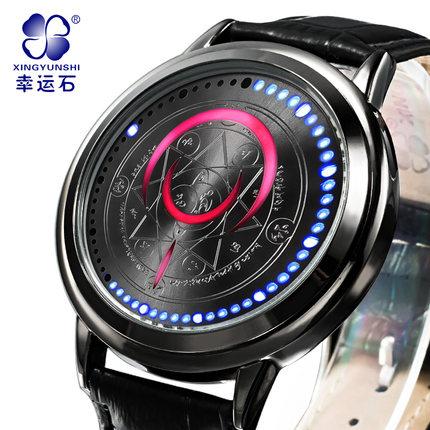 นาฬิกาข้อมือ LED จอสัมผัส Fate stay night รุ่นพิเศษ 1 (ของแท้)