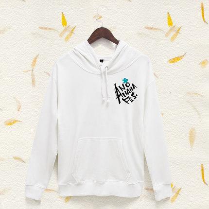 เสื้อฮู้ดกันหนาว AnoHana ดอกไม้ มิตรภาพ และความทรงจำ
