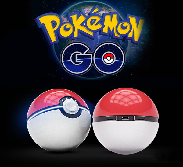 Power Bank Pokemon Go! (12000mAh)
