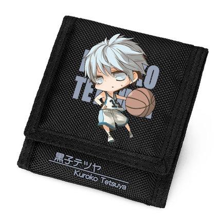 กระเป๋าสตางค์ Kuroko No Basket คุโรโกะ โนะ บาสเก็ต 2016