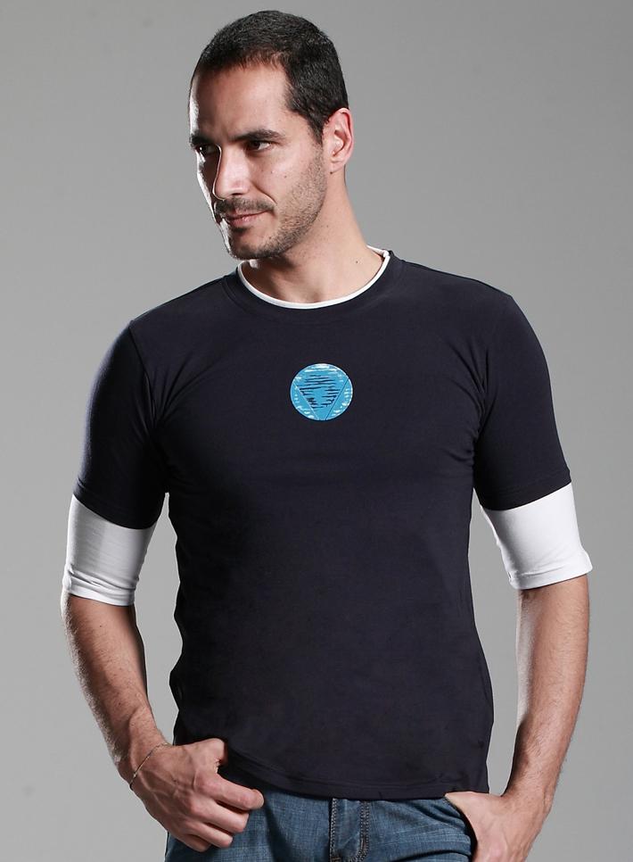 เสื้อยืด Iron man3 ไอรอนแมน(ของแท้)