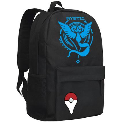 กระเป๋าสะพายหลังลายโปเกม่อน Pokemon (มีให้เลือก 11 แบบ)