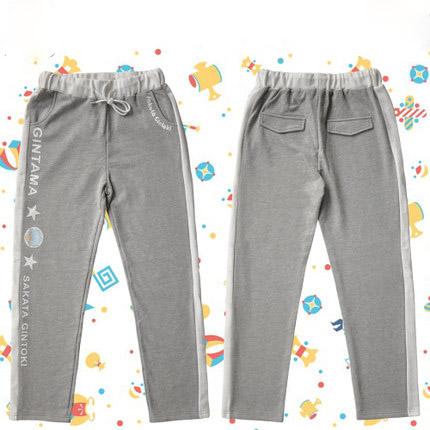 กางเกงลำลองขายาวกินทามะ Gintama Sakata(ของแท้)