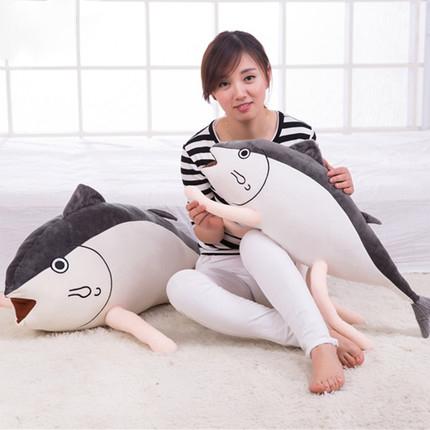 ตุ๊กตาปลาเค็มเรือรบโมเอะ Kantai Collection