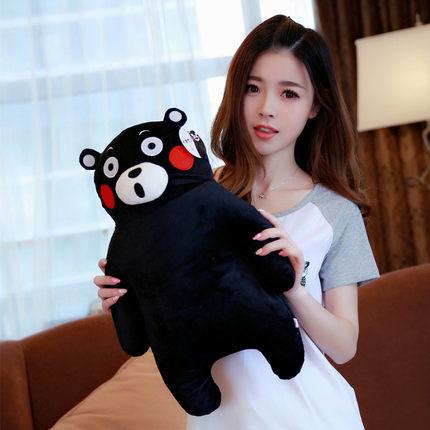 ตุ๊กตาคุมะมง Kumamon (ให้เลือก 3 แบบ)