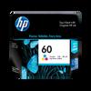 HP 60 ตลับหมึกอิงค์เจ็ท 3สี Tri-color Original Ink Cartridge (CC643WA)