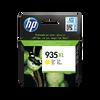 HP 935XL ตลับหมึกอิงค์เจ็ท สีเหลือง High Yield Yellow Original Ink Cartridge (C2P26AA)