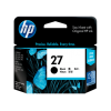 HP 27 ตลับหมึกอิงค์เจ็ท สีดำ Black Original Ink Cartridge (C8727AA)