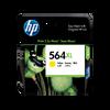 HP 564XL ตลับหมึกอิงค์เจ็ท สีเหลือง ของแท้ High Yield Yellow Original Ink Cartridge (CB325WA)