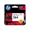 HP 564 ตลับหมึกอิงค์เจ็ท สีโฟโต้ ของแท้ Photo Original Ink Cartridge (CB317WA)