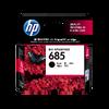HP 685 ตลับหมึกอิงค์เจ็ท สีดำ Black Original Ink Advantage Cartridge (CZ121AA)