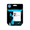 HP 82 69-ml ตลับหมึกอิงค์เจ็ท สีดำ Black DesignJet Original Ink Cartridge (CH565A)