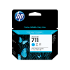 HP 711 3-pack 29-ml ตลับหมึกอิงค์เจ็ท สีฟ้า Cyan Original Ink Cartridge (CZ134A)