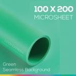 Green Microsheet 100x200 cm ไมโครชีทสีเขียว