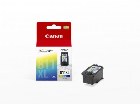 Canon CL-811XL ตลับหมึกอิงค์เจ็ท สี Color Original Ink