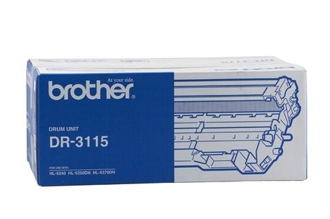 Brother DR-3115 ตลับแม่พิมพ์ ของแท้ Original drum cartridge