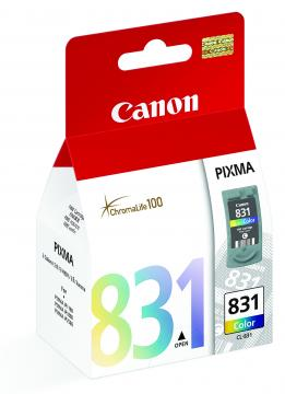 Canon CL-831CO ตลับหมึกอิงค์เจ็ท สี Color Original Ink