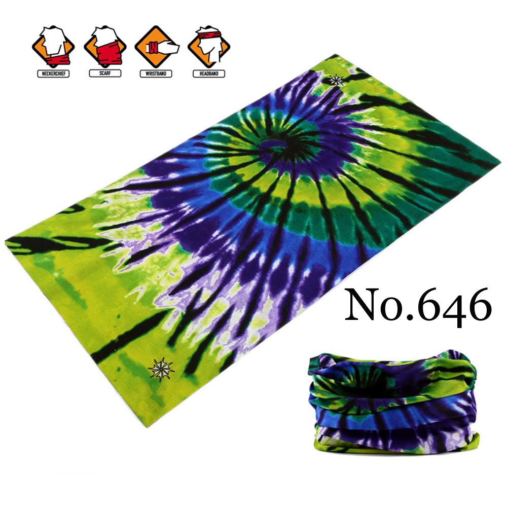 ผ้าบัฟ - No.646