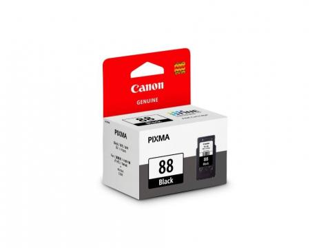 Canon PG-88 ตลับหมึกอิงค์เจ็ท สีดำ Black Original Ink Cartridge