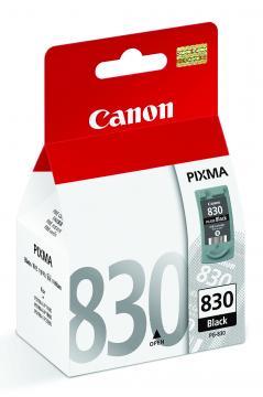 Canon PG-830 ตลับหมึกอิงค์เจ็ท สีดำ Black Original Ink