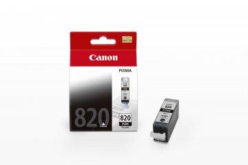 Canon PGI-820BK ตลับหมึกอิงค์เจ็ท สีดำ Black Original Ink